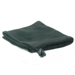 NECK WARMER Black