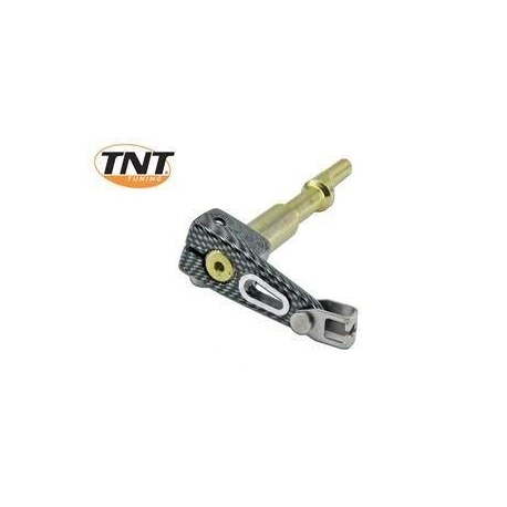 Clutch lever carbon look by TNT for AM6 engine