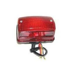 Rear light Wallaroo red