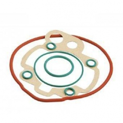 Gasket set Polini Aprilia RS / RX, Yamaha TZR / XPower, XLimit, Peugeot XP, Rieju, for kit AM6 80cc, diameter 50mm 209.0445