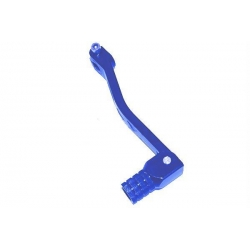 Gear shift CNC blue
