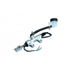 Rear brake pomp with tank and stop contactor 50mm