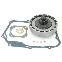 Enhanced manual clutch kit for 12v Monkey and 6v dax