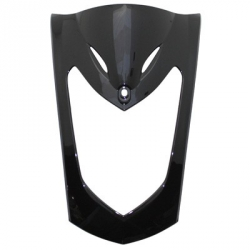Front fairing black for Kymco Agility
