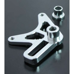rear support for Crab brake caliper (84mm) for Monkey, cnc