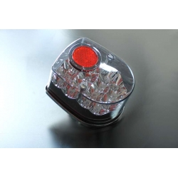 Taillight Dax leds Smoke
