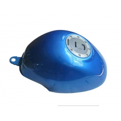Fuel tank blue for Pbr