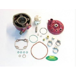 Cylinder kit Due plus Mina Horizontal LC racing head