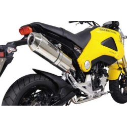 Corn Oval Full Exhaust Takegawa pour Honda MSX / Grom 04-02-0149