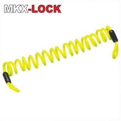 Warning cable disc brake lock 150cm