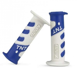 Handvatten set Cross Wit / blauw TNT