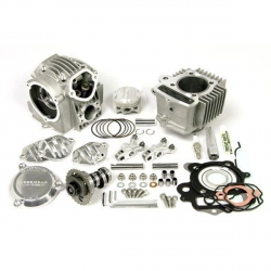 Bore up kit Takegawa Super-Head 4V+R 88cc decompressor