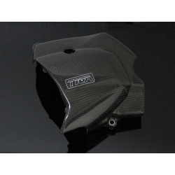 Carbon sprocket cover Tyga for Honda MSX / Grom 125