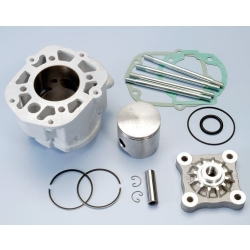 Cylinder kit Polini 80cc Derbi euro 3 alu cast nickasil