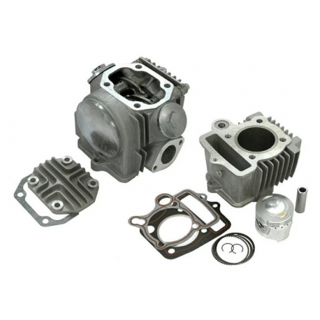Cylinder with head 50 cc for Honda Dax ST CT 12 volts NT CRF ZB and Skyteam Singa TNT City Zenhua - Standard