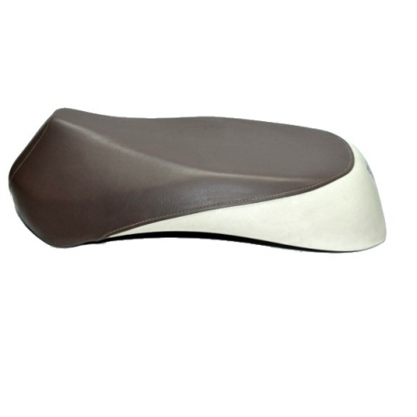 Seat Cover for Sym Mio , black and beige