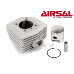 Cylinder kit T6 Airsal for MBK 51 Magnum - Passion - Rock 70 cc, diam 47 mm