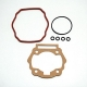 Gasket set Airsal Derbi Senda - GPR / Aprilia RS 40mm, 48mm and 50mm for Piaggio Euro 3 engines (from 2006)