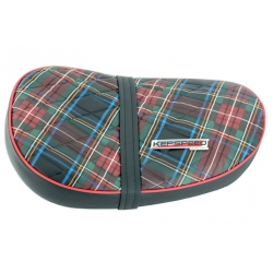 Selle low diamond tartan Monkey