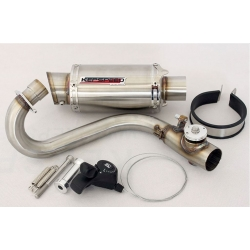 Exhaust Kepspeed Up short GP1 Monkey Sound-Adjust