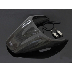 Passenger seat cover carbon Tyga for Honda MSX 125