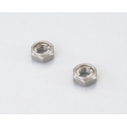 Nut M10x1.25 down stainless Kitaco