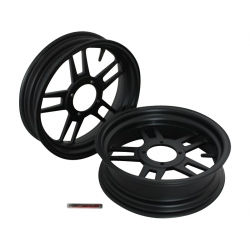 "Kepspeed KP5 wheels set 2.75+3.50 12"" black"