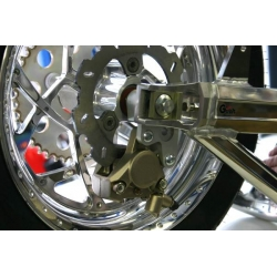 Support pince arriere brembo 2P NSR NSF100