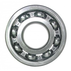 Bearing 6205 2RS, 52 x 25 x 15 mm waterproof (steering head Derbi Senda / DRD)