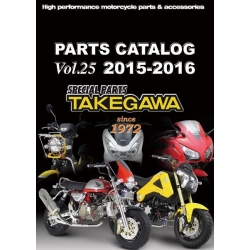 Catalog Takegawa 2015-2016