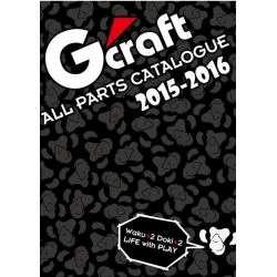 Catalogue G-Craft 2015-2016