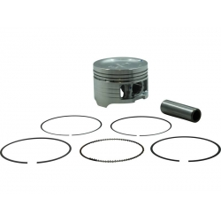 Piston + segments diamètre 52.4 origine Honda MSX 125 / Grom 125