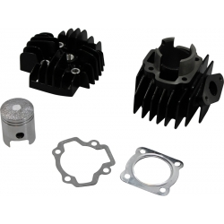 Cylinder - head - piston kit Yamaha PW 50cc complete