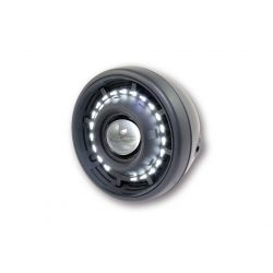 Front light Sin YO Cyclops Led black