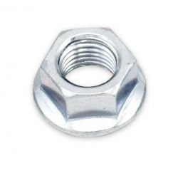nut with base 10 x 1.25 mm for socket key 15 mm