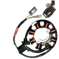 Stator d'allumage GY6, Kymco Agility, Filly, Vitality, Dink