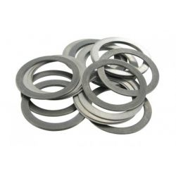 Set of 10 washers calibrated Piaggio 14x20mm