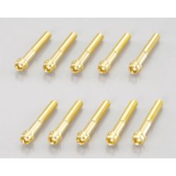 Bolts set Kitaco vivid GOLD 24K clutch side