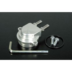 Filter cover with in and out for oil for Takewa special clutch 07-07-0152