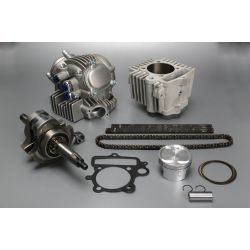Head kit Modernworks 4 valve for 124cc 58mm chinese pitch ZS/YX/Dayt 58mm