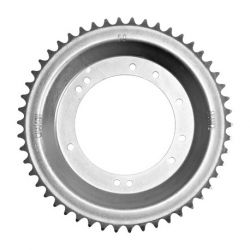 Rear sprocket for Peugeot 103 moped with Grimeca rims from 52 to 56 teeth