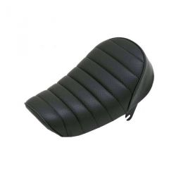 Selle Slim Monkey noir piping noir