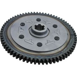 Primary drive gear for semi automatic Honda Dax 12 Volts
