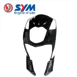 Front Pannel - cover - fairing SYM ORBIT 2 - X-PRO black or white
