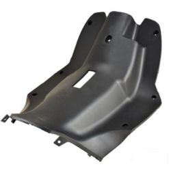 Legs shield / inside front cover for Keeway F Act