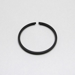 Piston ring 38 x 2 mm for Puch. Lateral stop pin