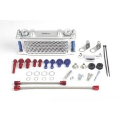 Radiator kit Takegawa 4-Fin MSX125 for clutch case Takegawa