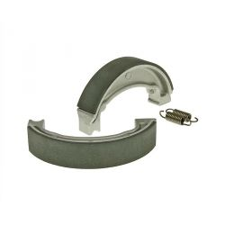 Brake shoes for chinese GY6 125 cc scooters : Kymco Agilty, Super 8,People, Movie