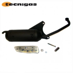 Exhaust Tecnigas Silent Pro for Sym Mio