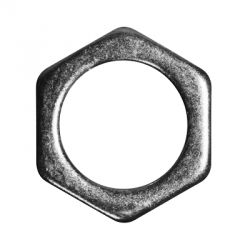 Clutch nut for Piaggio - Gilera on rear pulley